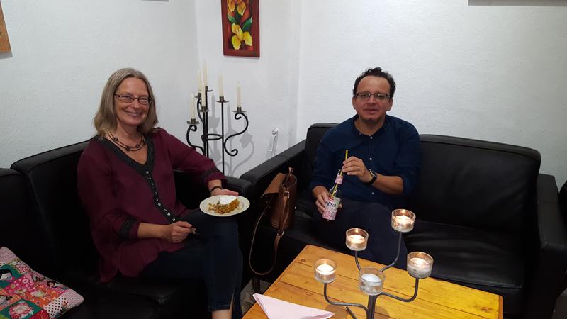 Josè Vitores & Wife