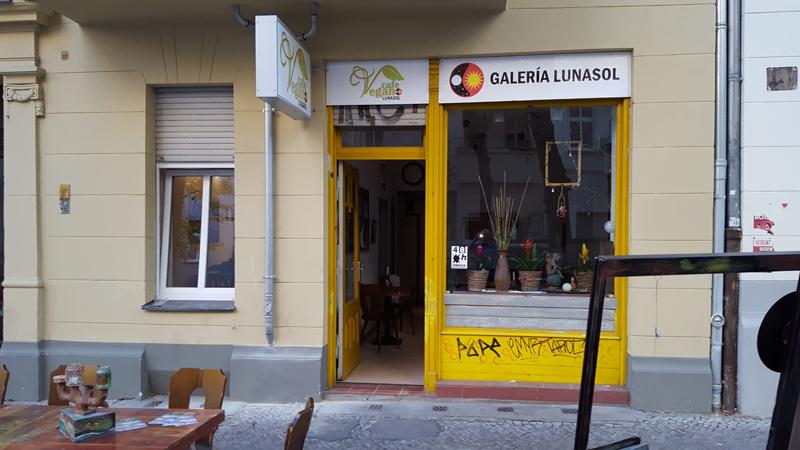Cafe Vegano Lunasol